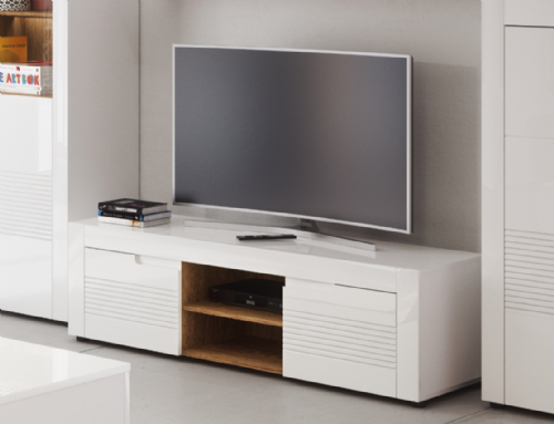 Belros TV Cabinet Media Unit B25 - 2665